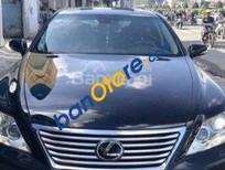 Cần bán xe Lexus LS đời 2010, màu đen, nhập khẩu chính hãng
