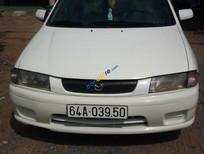 Bán ô tô Mazda 323 đời 2000, màu trắng mới 95%, giá chỉ 160triệu