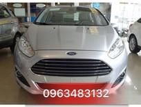 Bán ô tô Ford Fiesta Titanium mới 100% màu bạc, giá rẻ, hỗ trợ trả góp 80%, giao xe ngay