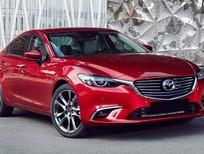 [ Mazda Thái Bình ] Bán Mazda 6 2.0/2.0 Premium/ 2.5 Premium 2017, màu đỏ, 945tr. Giao xe tận nơi - LH 0973775568