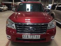 Cần bán gấp Ford Everest 2009, màu đỏ