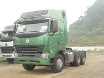 Xe đầu kéo Howo A7 tải trọng hơn 60 tấn, xe nhập khẩu nguyên chiếc, có sẵn giao ngay