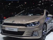 Bán Volkswagen Scirocco GTS 2017, màu nâu, nhập khẩu nguyên chiếc