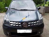 Bán Nissan Grand Livina đời 2011, màu xám số sàn, giá 345tr