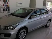 Bán xe con Suzuki Ciaz khuyến mại hấp dẫn lên tới 30tr. Hotline: 0936.581.668