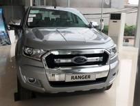 Cần bán xe Ford Ranger XLT 2017, xe đủ màu giao ngay, hỗ trợ trả góp 80% giá trị xe