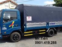 Xe tải máy Hyundai, xe tải Veam VT252- 2.4 tấn, xe tải Veam, xe tải Hyundai