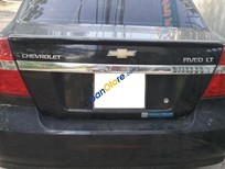 Bán ô tô Chevrolet Aveo LX đời 2015, màu đen, giá chỉ 395 triệu