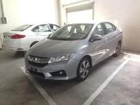 [ Đồng Nai ] Bán ô tô Honda City CVT 2017, màu bạc, giá tốt Hỗ trợ NH 80%