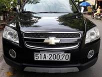 Bán Chevrolet Captiva LTZ, đăng ký lần đầu 01/2008, biển số SG cực đẹp, giá rẻ bất ngờ cho người thiện chí