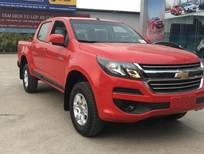 Bán Chevrolet Colorado 2.5 LT 2017, màu đỏ, xe nhập, 619 triệu