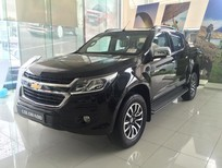 Cần bán Chevrolet Colorado Hight Country 2.8 Cao Cấp 2017, màu đen, nhập khẩu giá cạnh tranh