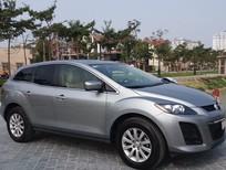 Mazda CX7 vẻ ngoài độc đáo hòa quyện cùng đường cong tinh tế