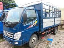 Bán xe tải Thaco Ollin 500B 2017, mui bạt, trang bị điều hòa, kính chỉnh điện