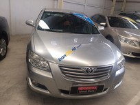Bán Camry 3.5Q sản xuất 2006, màu bạc, xe đi 102,188 km, giá 660tr còn thương lượng