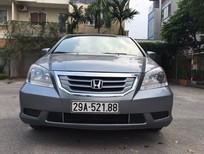 Bán Honda Odyssey EX-L màu ghi xám sản xuất năm 2008 đăng ký 2009, biển Hà Nội.