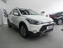 Cần bán xe Hyundai i20 Active sản xuất 2017, màu trắng, nhập khẩu