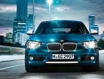 Bán xe BMW 118i đời 2017, màu xanh lam, nhập khẩu chính hãng