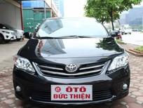 Ô tô Đức Thiện bán xe Toyota Corolla Altis 1.8AT Sx 2011, màu đen