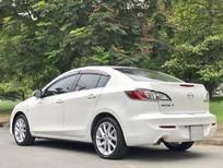 Cần bán Mazda 3 năm 2012, màu trắng