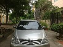 Bán xe Innova 2.0G màu bạc sx cuối 2010 chính chủ Ngân Hà 0916031448