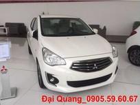 Cần bán xe Mitsubishi Attrage nhập khẩu, LH Quang 0905596067, hỗ trợ vay nhanh, giao xe ngay