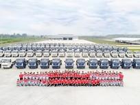 Hàng cực HOT - Xe tải HYUNDAI tấn - khuyến mãi cực lớn