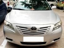 Bán Toyota Camry XLE sản xuất 2007, màu bạc, nhập khẩu chính hãng, chính chủ, giá tốt