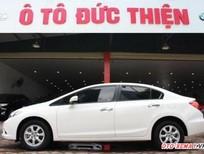 Cần bán lại xe Honda Civic 1.8AT đời 2012, màu trắng, chính chủ, giá tốt