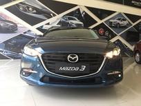 Bán xe Mazda 3 đời 2017, màu xanh lam giá cạnh tranh