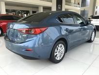 Bán ô tô Mazda 3 2017, màu xanh lam