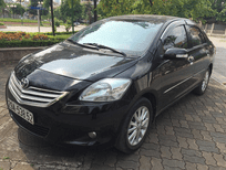 Cần bán xe Toyota Vios 1.5 E đời 2012, màu đen, còn mới, 372 triệu