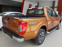 Cần bán xe Nissan Navara VL 2017, màu vàng cam, nhập khẩu
