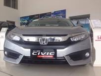 {Đồng Nai} Honda Civic 1.5 Turbo 2017, màu bạc, nhập khẩu nguyên chiếc - Hỗ trợ NH 80%