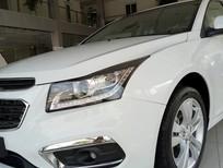 Cần bán xe Chevrolet Cruze 2017, màu trắng, 572tr