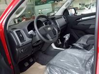 Cần bán Chevrolet Colorado 2017, màu đỏ, giá chỉ 619 triệu