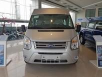 Bán Ford Transit giá tốt nhất, tặng 07 món phụ kiện