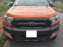 Cần bán Ford Ranger WILD TRAK 3.2L AT 4X4 6/2016