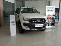 Cần bán xe Ford Ranger WILTRAK 3.2 AT 2017, màu trắng, nhập khẩu nguyên chiếc, 883 triệu