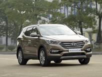 Hyundai Santa Fe 2017 - Hyundai Đắk Lắk Khuyến mãi lớn 50.000.000 đến 70.000.000, hỗ trợ vay 80%, hotline: O936-1O1-1O1
