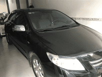Bán ô tô Toyota Corolla Altis G đời 2008, màu đen, 478 triệu