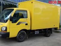 Giá xe Kia Frontier125 - 1.25 tấn và Kia K190 - 1.9 Tấn chạy vô thành phố