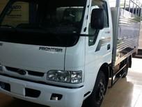 Thaco bán xe tải KIA K165 S tải 2400kg, hỗ trợ trả góp thủ tục nhanh gọn