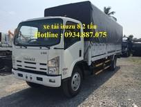 xe tai isuzu 8 tan/8t/8 tân 2017 - xe tải isuzu 8.2 tấn/8.2 tân/8t2 thùng dài 7.1 mét 2017