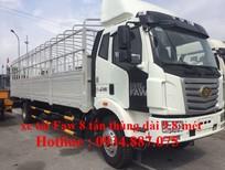 Xe tải Faw 8 tấn/8t/8 tân thùng dài 9.8 mét - xe tải faw 8 tấn nhập khẩu