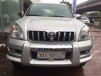 Cần bán Toyota Prado Gx đời 2008, màu bạc, nhập khẩu, chính chủ