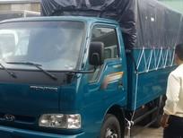 K165 thùng mui bạt, giá rẻ tải 2 tấn 4 xe tải Thaco