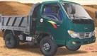 Đại lý xe tải ben 2.4 tấn, Cửu Long TMT tại Hải Phòng