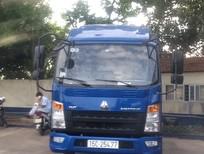 xe tải thùng cửu long tmt 6 tấn - ST8160T mui bạt, máy sino tại hải phòng