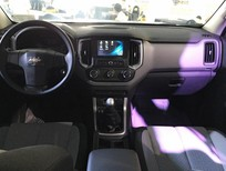 Bán xe Chevrolet Colorado 2017, màu đen, xe nhập
